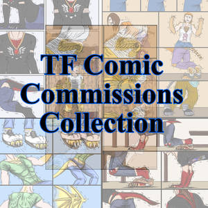 TF Comic collection