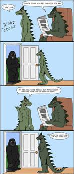 Kaiju comic- rematch