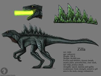 Monsterverse Zilla