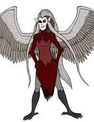 Eda the owl lady