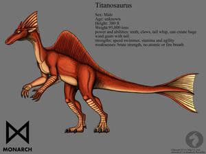 Monsterverse Titanosaurus