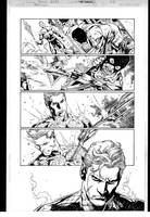 AQUAMAN Issue 01 Page 07 by JoePrado2010