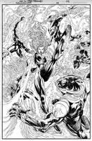 AQUAMAN Issue 06 Page 02 by JoePrado2010