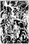 AQUAMAN Issue 07 COVER THE OTHERS!