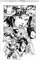 AQUAMAN Issue 10 Page 13 by JoePrado2010
