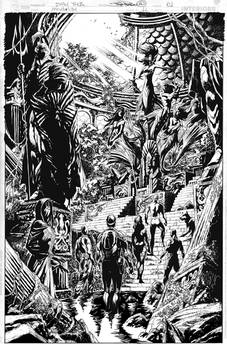 AQUAMAN Issue 11 Page 01