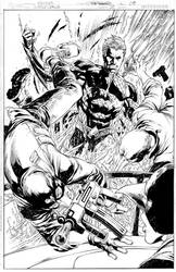 JUSTICE LEAGUE Issue 15 Page#08