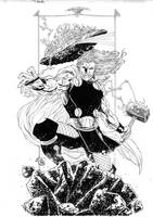 THOR Commission by JoePrado2010