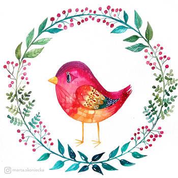 Birdy by mia-sko