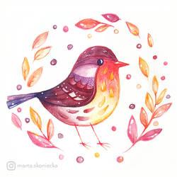 Birdy no 3 by mia-sko