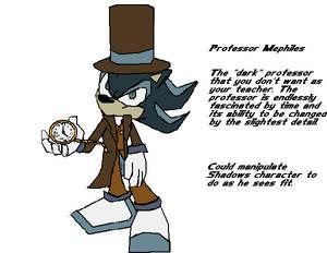 Professor Mephiles design