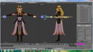 Zelda Hyrule Warriors (Finalizado/Finalized)