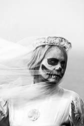 undead bride. by DrewHarrison