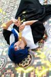Rukh's Call - Aladdin Cosplay
