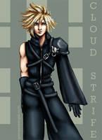 FF7AC Cloud by GawainesAngel