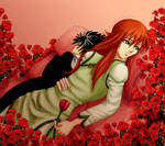 +YYH Yaoi+ Bed of Roses