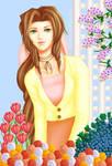 Her Garden -Aerith-