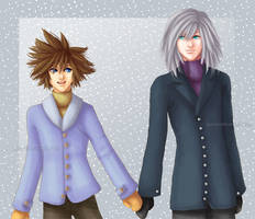 -KH- Happy Winter by GawainesAngel