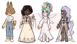 flowery flowy adopts (closed)