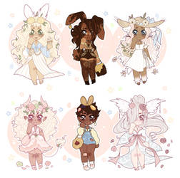 easter adopts! (open) by cueen