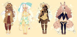 yellow adopt auctions! (closed)