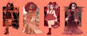 radical red adopt auctions!! (closed)