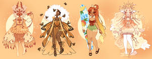 orange adopt auctions! (closed)