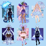 blue adopt auctions! (closed)