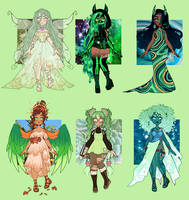 green adopt auctions! (closed)
