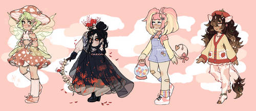 aesthetic adopts! (closed)