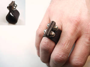 ring a day 83...leather
