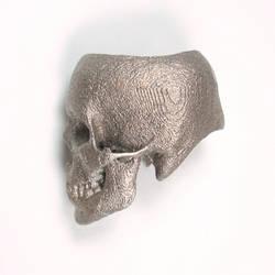 full skull ring side