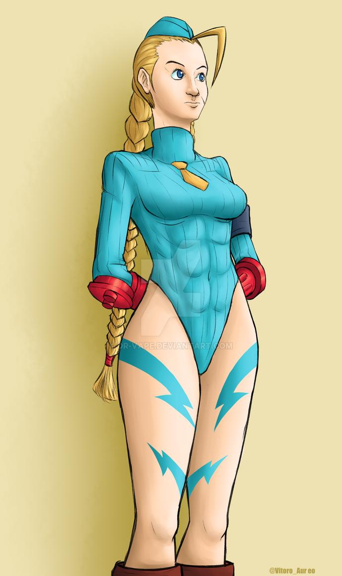 Cammy (Street Fighter Alpha) by Dr-Vape