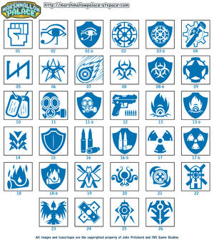 IMI game icons