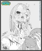 Zombie Girlfriend by baby-marshmallow