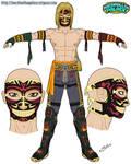 La Sombra Character sheet 1