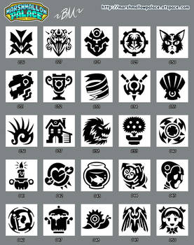 Vector Icons Set 02