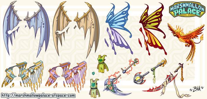 Avatar Accessories Commission