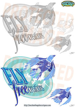 Flyfree Vector Logo Commission