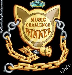 Music Medallion Commission
