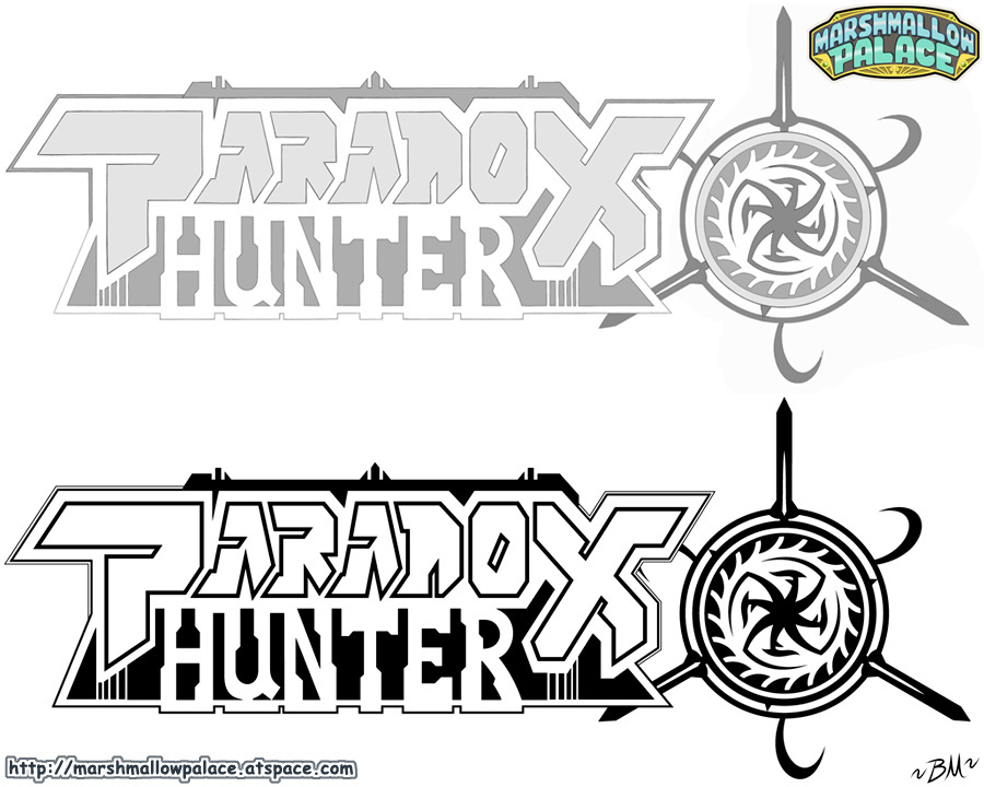 Paradox Hunter Title Commission by baby-marshmallow