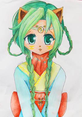 Commission: Hansha