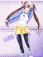 Trainer Mei by marikyuun