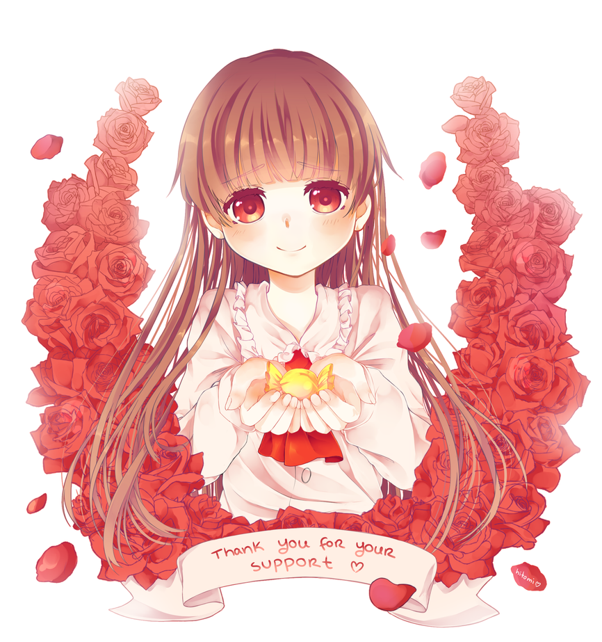 Ib - Thank you! by Hitomi97