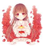 Ib - Thank you! by marikyuun
