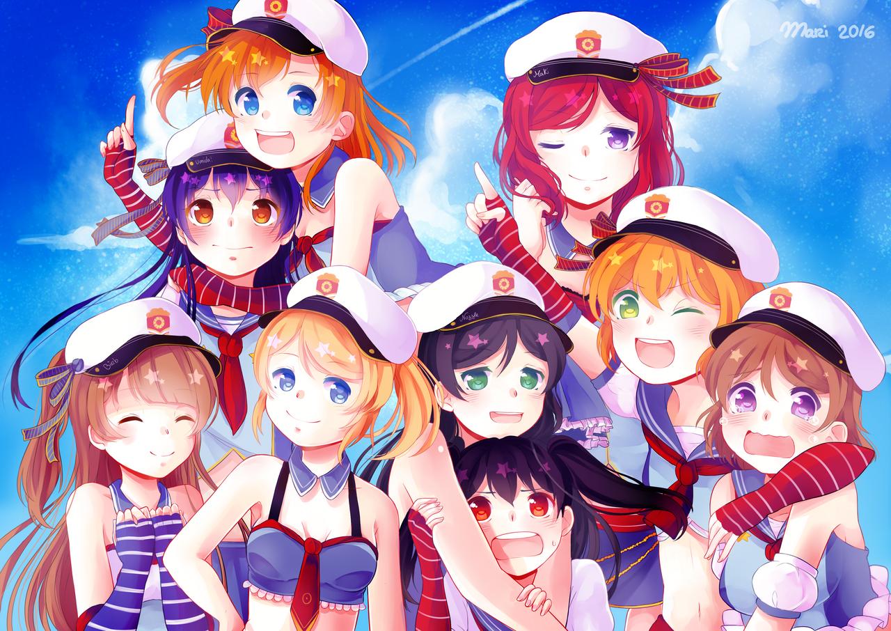 Let's go on an adventure! by marikyuun