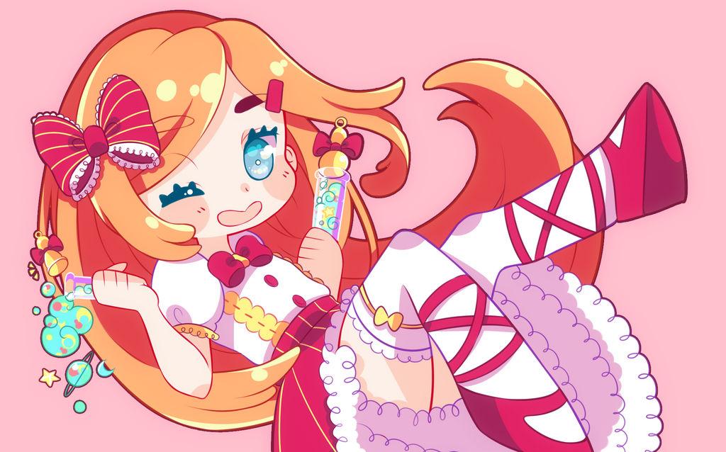 Magical Idol Maririn~ by marikyuun