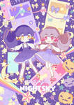 candy girls' NIGHT SKY