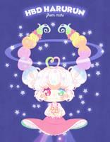 Andromeda by marikyuun