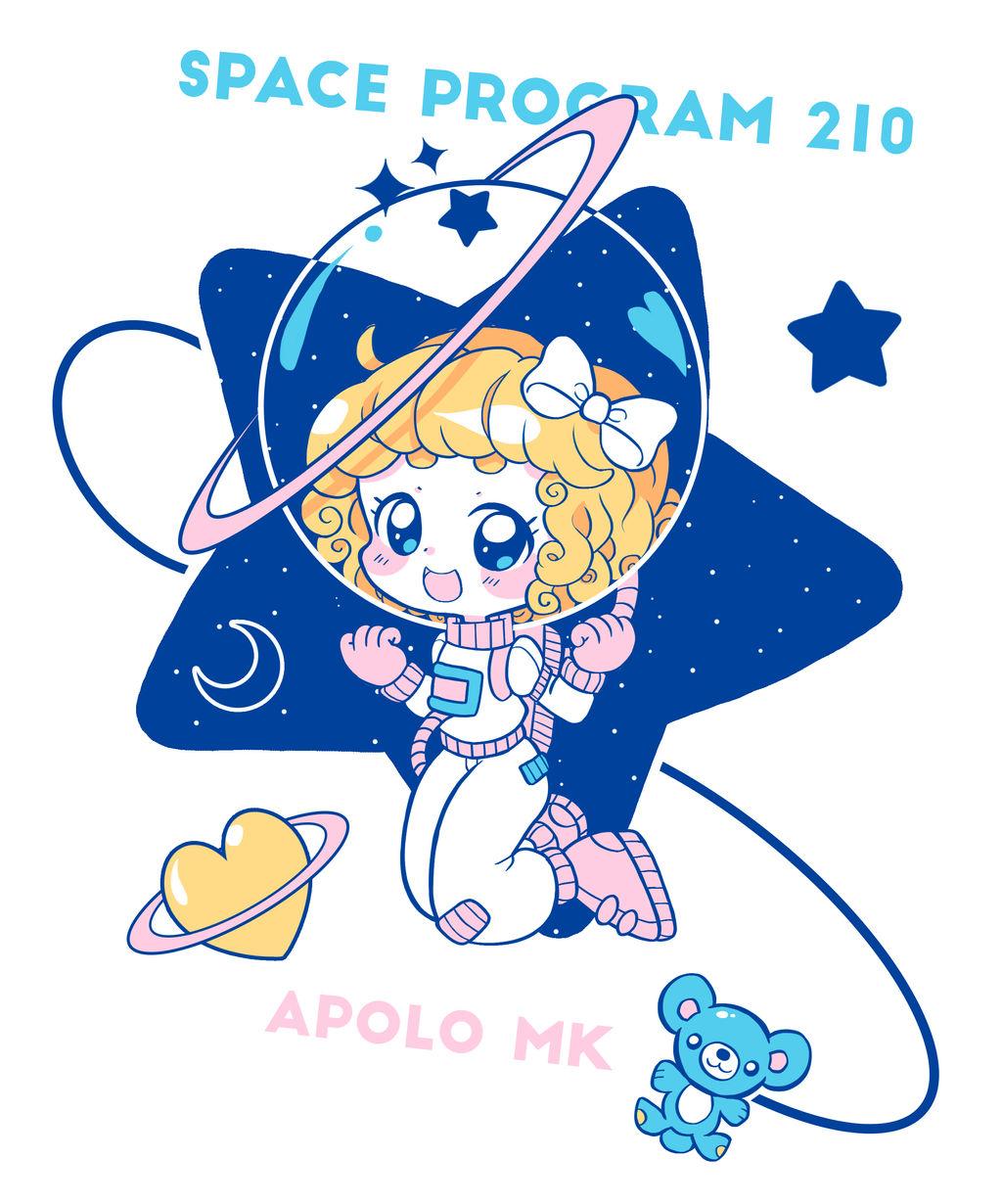 Apolo MK by marikyuun